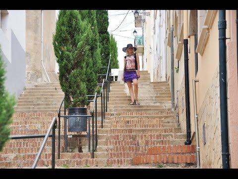Sant Feliu de Guixols Walking Around The City
