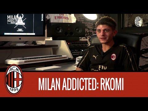 Rkomi si racconta a Milan TV: musica, lavoro e passione... rossonera