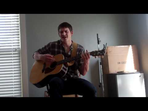 George Straight- Blue Clear Sky cover by Ben Rue