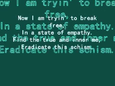 Placebo - Bright Lights (with lyrics)
