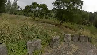 DJI Digital FPV cinewhoop terrains racing (dji goggle dvr feed)