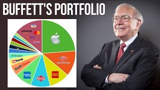 A Deep Look Into Warren Buffett's Portfolio