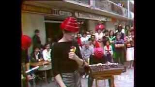 DEVO on french TV -  june 1980 - Girl U Want -