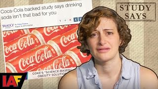 Study Says Coca-Cola Is Good For You If They Insist It Is
