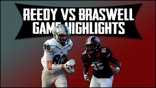Frisco Reedy vs Denton Braswell - 2019 Week 8 Football Highlights