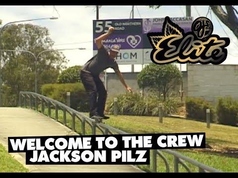 Elite Urethane | Welcome to the Crew, Jackson Pilz