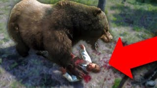 I FED HIM TO A BEAR! *BRUTAL!* | Red Dead Redemption 2 Outlaw Life #8