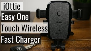 Stop Buying Junk Car Chargers! iOttie Easy One Touch Fast Wireless Charger Review