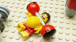 Lego Gym Fail   Beach Body Building 2