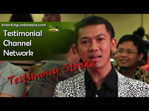 Video Obat Stroke Berat Herbal Alami - 081931145027 | Testimoni Brainking Plus