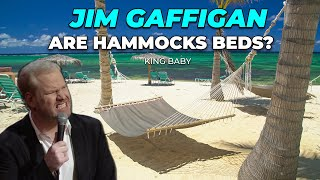 Do Hammocks Count As Beds? - Jim Gaffigan (King Baby)