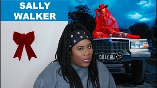 Iggy Azalea - Sally Walker |REACTION|
