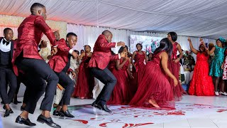 'Naija Songs' Bridal Team Dances