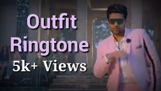 Outfit Ringtone Guru Randhawa New Punjabi Ringtone 2019 Ujda Chaman
