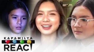 Francine Diaz relives her most memorable appearances on TV | Kapamilya React