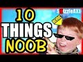 10 THINGS NOOBS DO IN ZOMBIES - ARE YOU A NOOB? #3 (10 Mistakes Call of ...