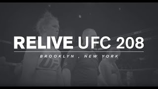 Relive UFC 208 on UFC Fight Pass