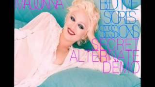 Madonna   Secret (Demo)