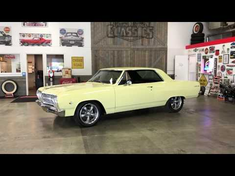 Video of '65 Chevelle - Q89U