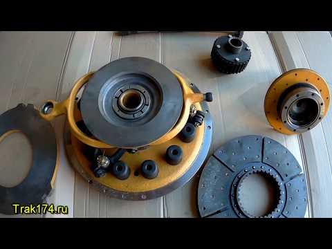 Муфта сцепления 18-14-4СП на двигатель Д-160, Д-180