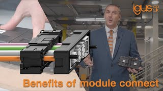 Benefits of module connect