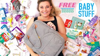 HOW TO GET FREE BABY STUFF in 2021 🚼 Mama Tips | Baby #6