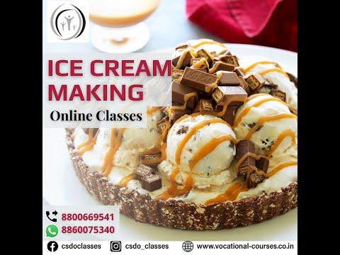 Online Ice Cream Making