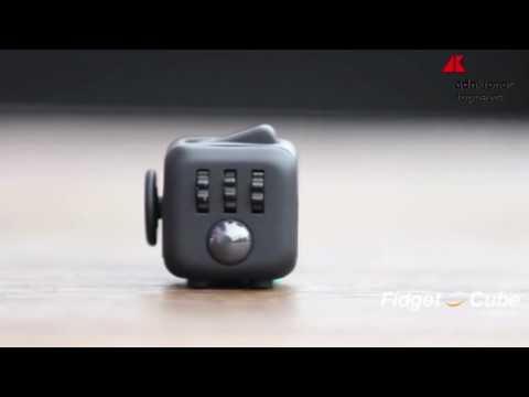 Fidget Cube, il cubo giocattolo anti- stress...