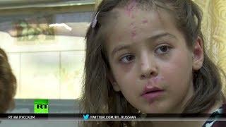 «За речкой были снайперы»: девочка Марьям рассказала RT о том, как оказалась в иракском приюте