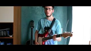 Mecna   Pratica | Riff Guitar Loop Cover