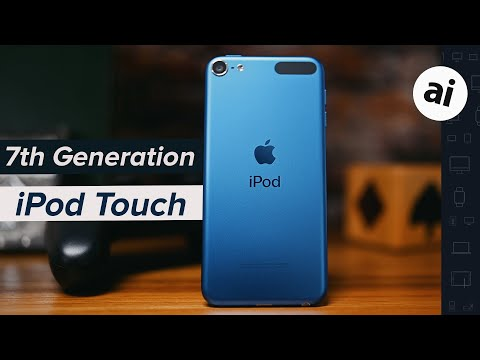 The New 2019 iPod Touch First Look: IT'S WAY FASTER!