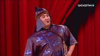 Мөлдір Әуелбекова -  Китайский Қыз Жібек  |ӘзілMAN|