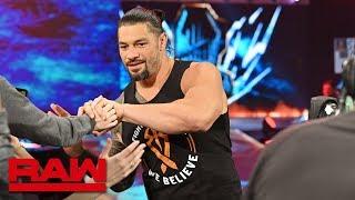 RAW: Reigns regresa; Lynch arrestada; Rousey renuncia a su título; ¿Batista ataca a Flair? (VIDEOS)