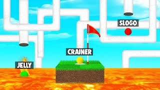 ONLY 0.01% CHANCE FOR HOLE IN ONE! (Golf It)