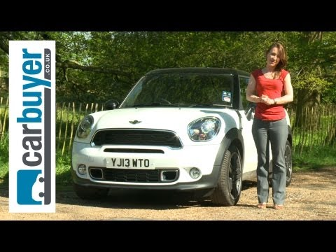 MINI Paceman SUV 2013 review - CarBuyer