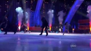 """SWTS - Skating with the Stars pros dancing to """"Dynamite"""""""