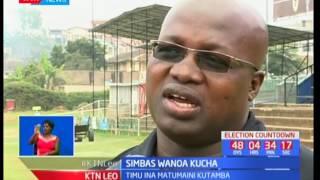 Timu ya taifa ya raga kuchuana na Uganda