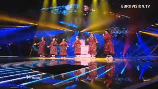 Eurovision 2012 - Russia Buranovskiye Babushki - Party For Everybody - Semi Final 1