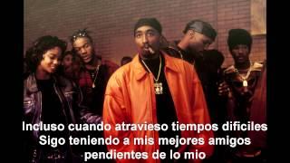 2pac - My Closest Roaddogz Subtitulado Español