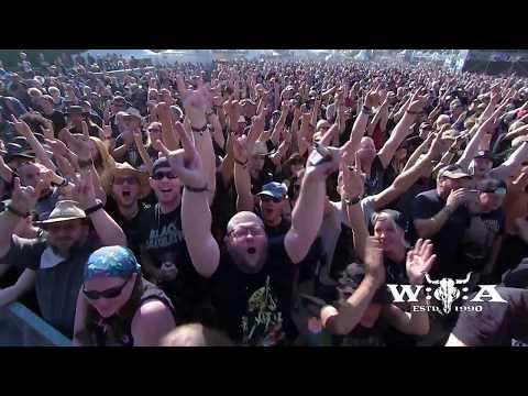 2CELLOS - Voodoo People [Live at Wacken Open Air]