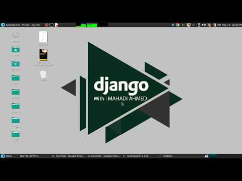 1- Real Time Chat with Django channels - Intro - смотреть онлайн на