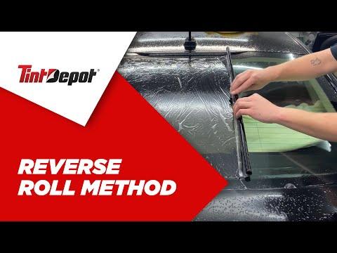 Reverse Roll Method
