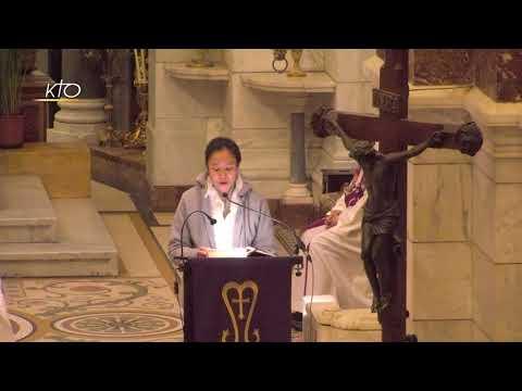 Laudes et Messe du 2 décembre 2020 à Notre-Dame de la Garde