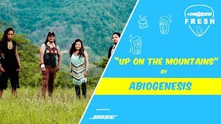 Up On The Mountains - Abiogenesis - songdew