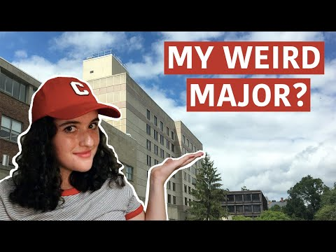 I'm Studying HOTEL ADMINISTRATION at Cornell University