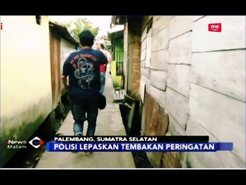 Polisi di Palembang Dikeroyok Kelompok Pemuda saat Tangkap Pelaku Pembunuhan - iNews Malam 24/02