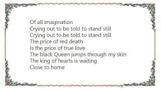 Christian Death - Cavity - First Communion Lyrics