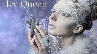 Ice Queen Makeup Tutorial - Charakteryzacja Na Królową Lodu