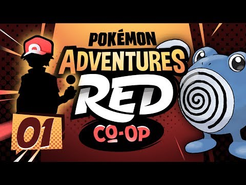 Pokemon adventure red chapter guide