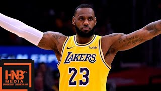 Los Angeles Lakers vs LA Clippers Full Game Highlights | 01/31/2019 NBA Season
